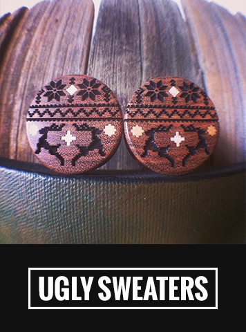 Chechen Ugly Sweater Plugs