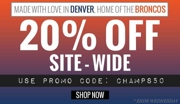Denver Bronco Super Bowl Champions