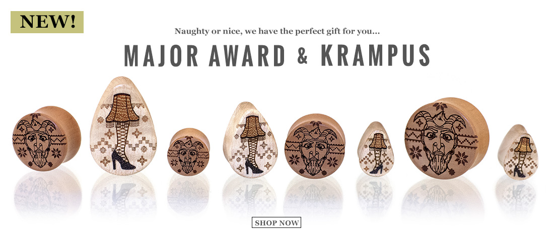 Major Award & Krampus