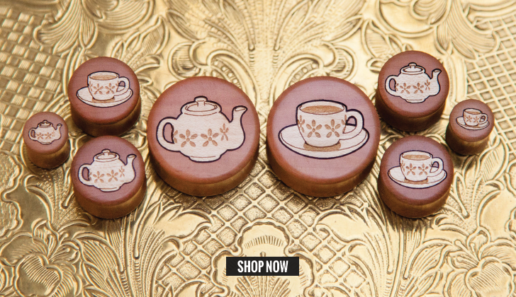 Tea Set Plugs
