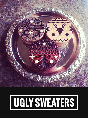 Ugly Sweater Plugs
