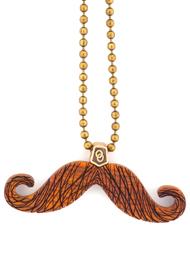 Moustache Pendant