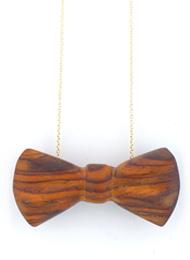 Bow Tie Pendant