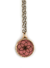 Amulet - Sacred Flower