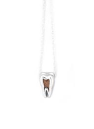 Tooth - Slvr/AB