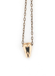 Tooth Pendant