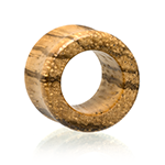 Zebrawood Flatty Tunnels