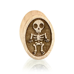 Mini Skeleton Ovals