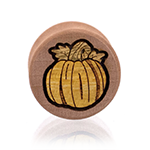 Inlay Pumpkin Plugs