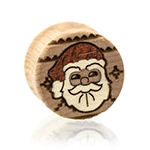 Santa Sweater Plugs