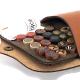 Small Plug Pouch - Cognac