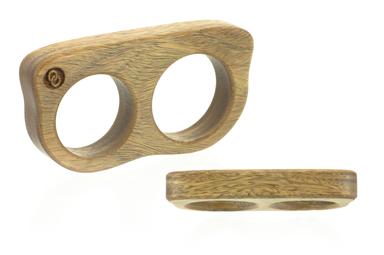 2 Finger Ring - Verawood
