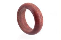 Skinny Ring - Pink Ivory
