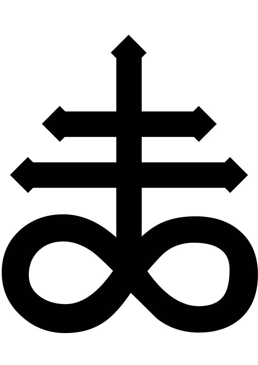 Custom - Leviathan Cross
