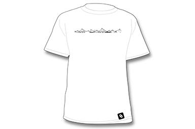 Mountains T Shirt - Mens