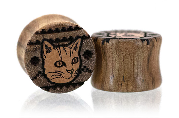Chechen Kittycat Sweater Plugs