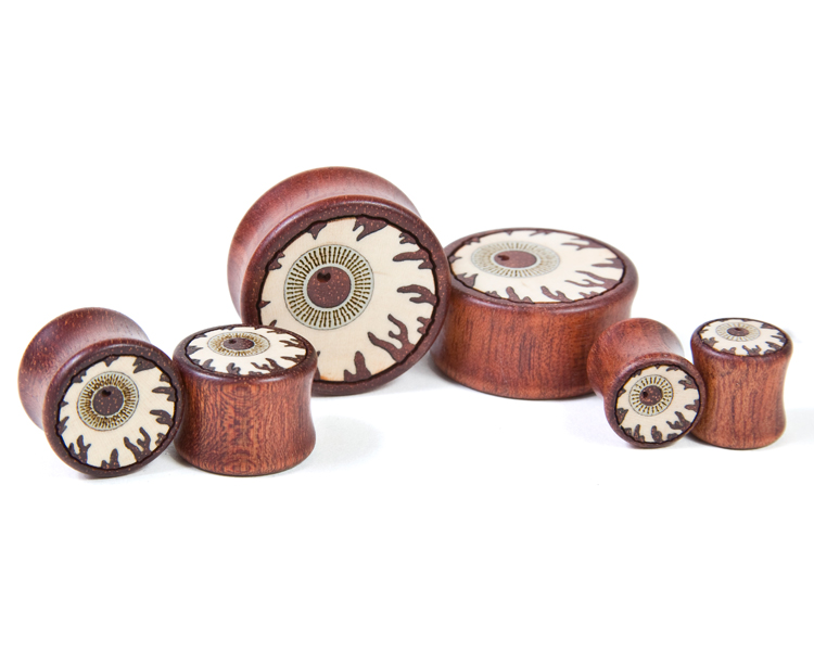 Mishka Keep Watch - Bloodwood Inlay
