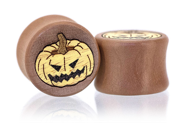 Swiss Pear Pumpkin Plugs