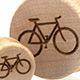 Curly Maple Bike More Plugs