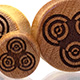 Osage Crop Circle Plugs
