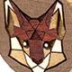 Tangranimal Plugs - Fox