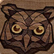 Tangranimal Plugs - Owl