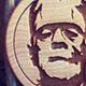 Frankenstein - BW