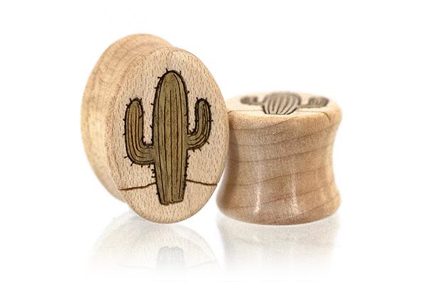 Saguaro Cactus Plugs