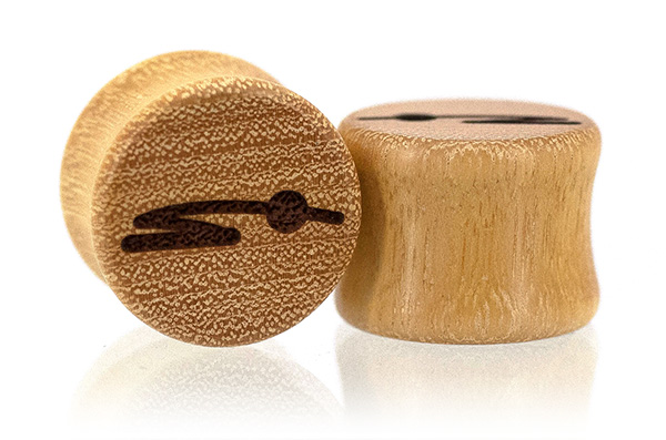 Osage Yoga Plugs