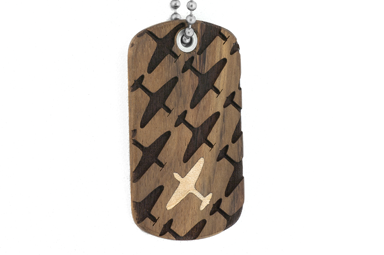 Fixed-wing Dog Tag