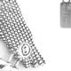 Bird Pendant - Silver