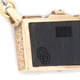 Camera Pendant - Bronze