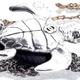 Turtle Pendant - Silver