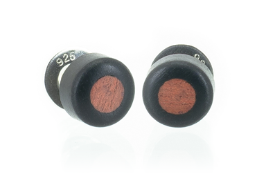Inlay Stud Earrings