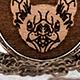 Vampire Bat Amulet