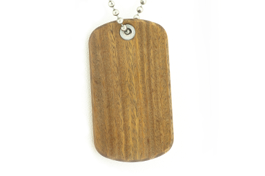 Verawood Dog Tag