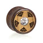 Diamond Engraved CZ's