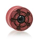 Pink Ivory Onyx Lotus