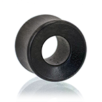 Ebony Concave Tunnels