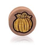 Inlay Pumpkin Plugs