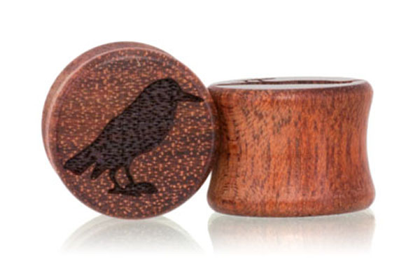 Bird Plugs - Bloodwood