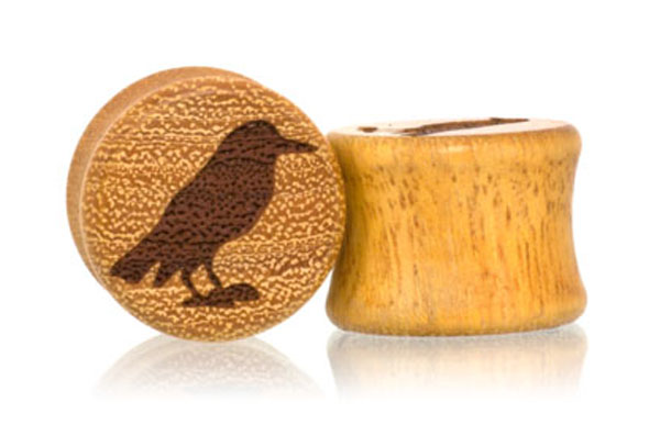 Bird Plugs - Osage