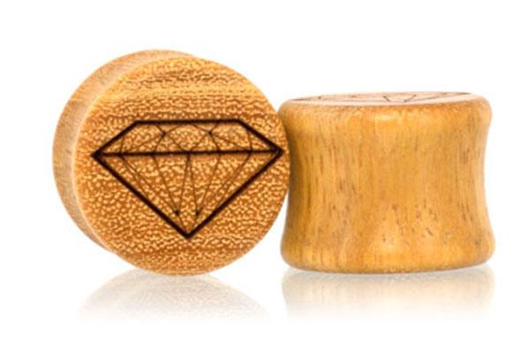 Diamond Plugs - Osage