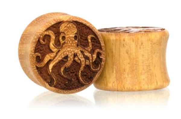 Octopi Plugs - Osage