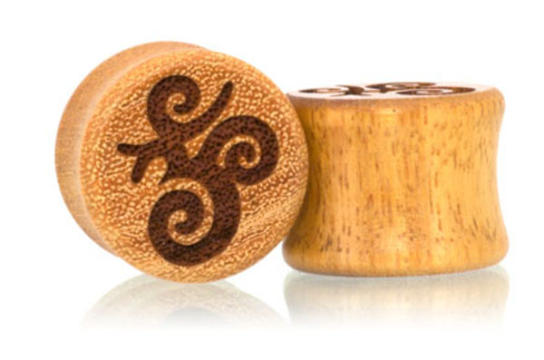 Ohm Plugs - Osage
