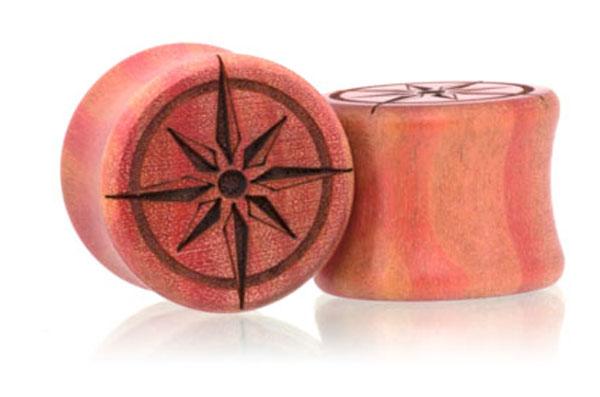 Stella Maris Plugs- Pink Ivory