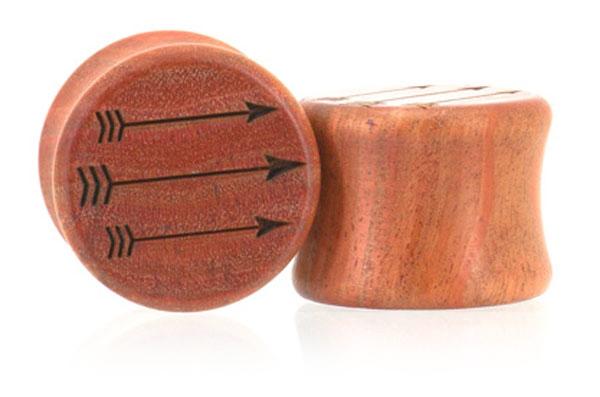 Arrow Plugs - Pink Ivory