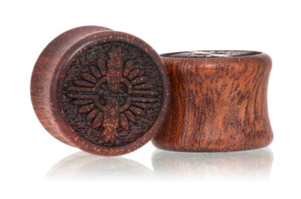 Birds Of A Feather Plugs - Bloodwood