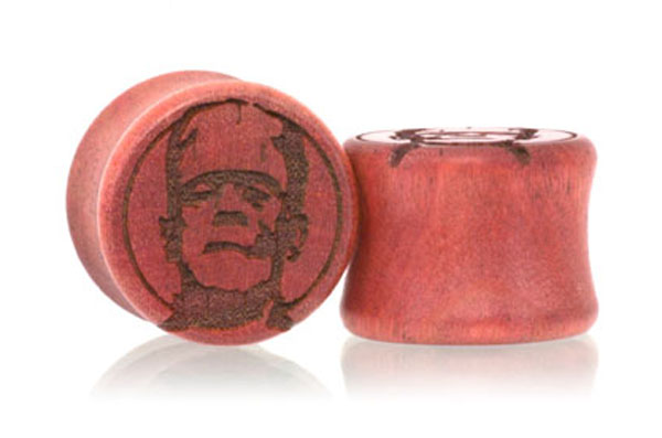Frankenstein's Monster Plugs - Pink Ivory