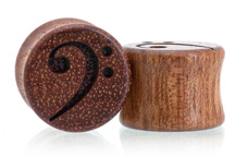 Music Lover Plugs - Bloodwood
